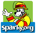 Go to the Sparky.Org website just for kids!